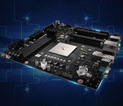Huawei is looking to enter the desktop PC market with ARM-based CPUs and proprietary motherboards. (Source: Huawei)