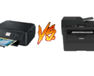 Which is better for you: inkjet or laser? (Image via Amazon w/ edits)