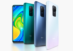 The 4G variant of the Redmi Note 9 uses an MTK Helio G85 processor. (Image source: Xiaomi)