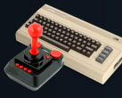 Commodore 64 Mini / C64 Mini. (Source: Retro Gaming Ltd)