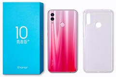 Honor 10 Lite with Kirin 710 processor and waterdrop notch (Source: Honor China)