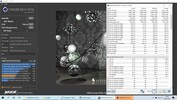 Cinebench R15 speeds on battery power