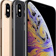 An example of the offending official iPhone XS Max image in question. (Source: Apple)