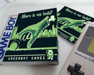 """Where is My Body?"" will be delivered as a physical Game Boy cartridge. (Image source: Greenboy Games)"