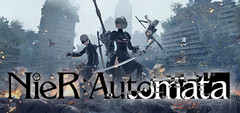 Nier: Automata is famous for having 26 endings, with most routes offering a new perspective to the story. (Source: Steam)
