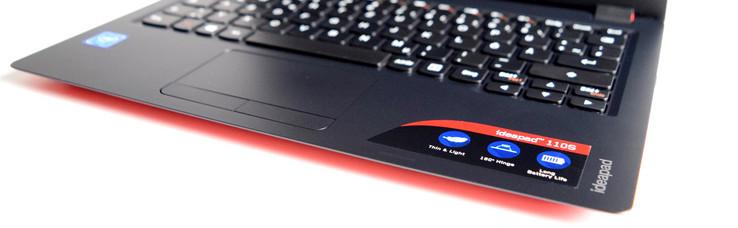 Lenovo IdeaPad 110S (N3060, 32 GB) Subnotebook Review