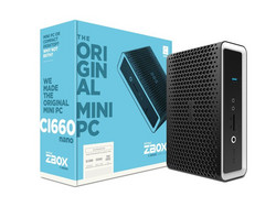 In review: Zotac ZBox CI660 Nano. Test model provided by Zotac