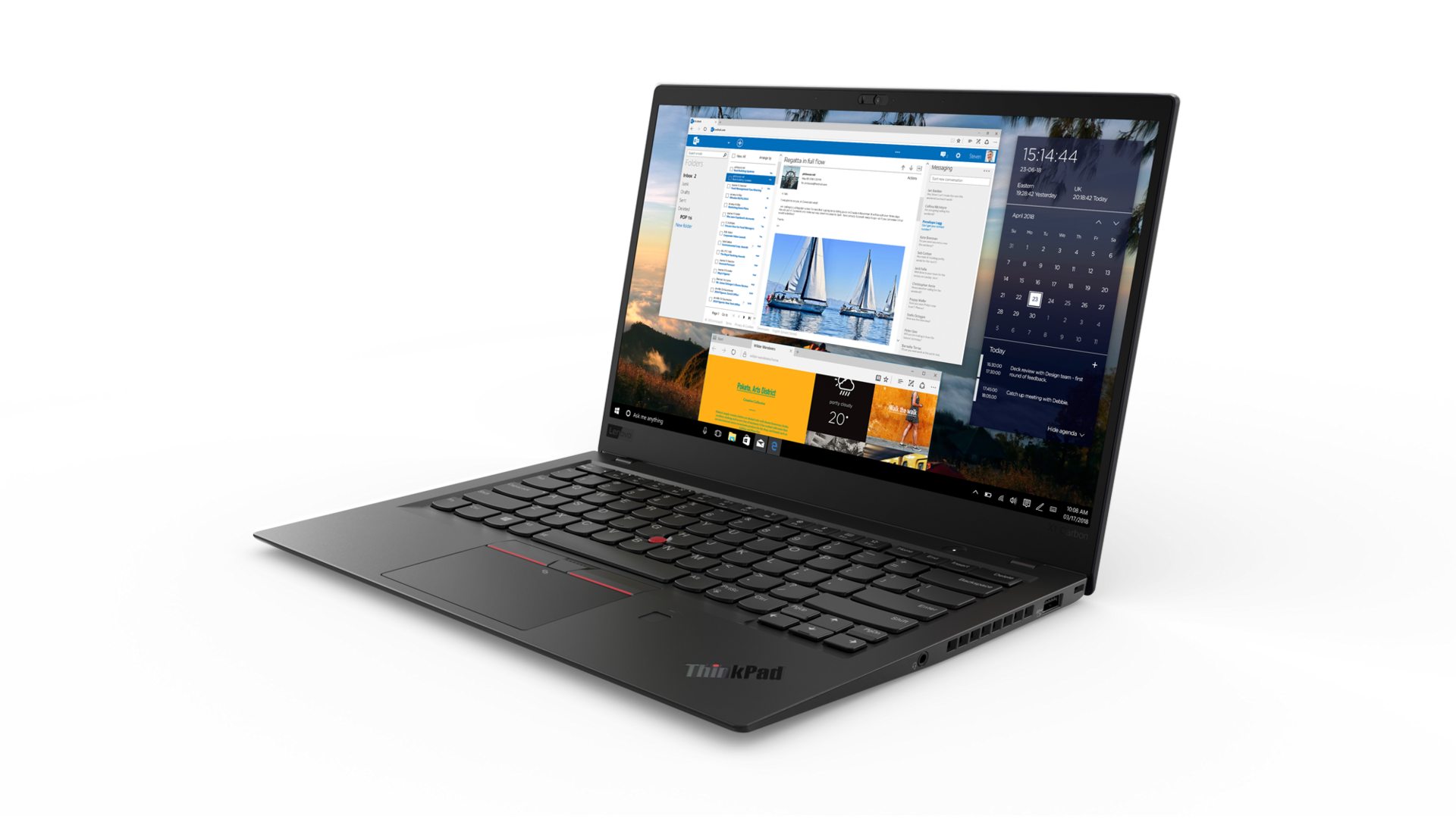The 6th gen Lenovo ThinkPad X1 Carbon on Linux is facing sleep mode