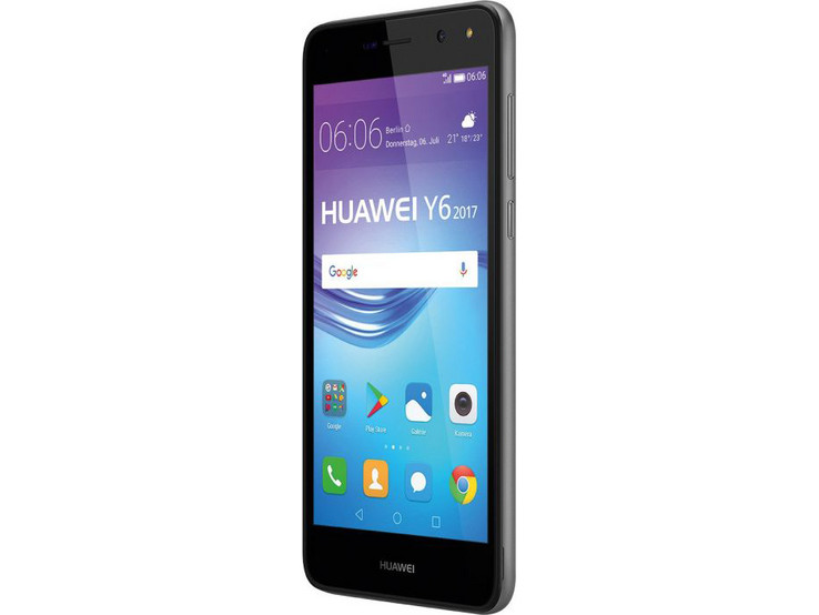 Huawei Y6 2017 Smartphone Review - NotebookCheck net Reviews