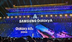 The Samsung Galaxy A8s might make an appearance in early 2019. (Source: SamMobile)