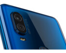 The putative Motorola One Vision in its 'new color'. (Source: Mobielkopen)