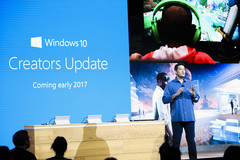 The Windows 10 Creators update came out for PCs on April 11 and came out for mobile on April 25. (Source: WinCentral)