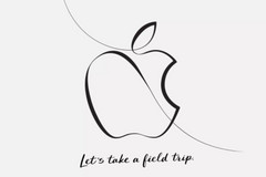 Apple March 2018 launch event teaser Let's take a field trip