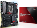 The Asus ROG Rampage VI Apex OC motherboard was used for the record-breaking result. (Source: HWBOT)