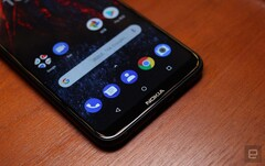 Nokia may release a pop-up camera phone soon. (Source: Twitter)