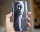 The Moto X4. (Source: CNET)