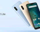 The Xiaomi Mi A2 Lite is into its final year of regular software updates. (Image source: Xiaomi)