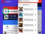 Opera Mini browser for Android gets media downloader feature
