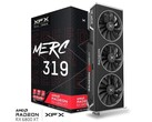 XFX Speedster MERC319 AMD Radeon RX 6800 XT BLACK now official (Source: XFX USA)