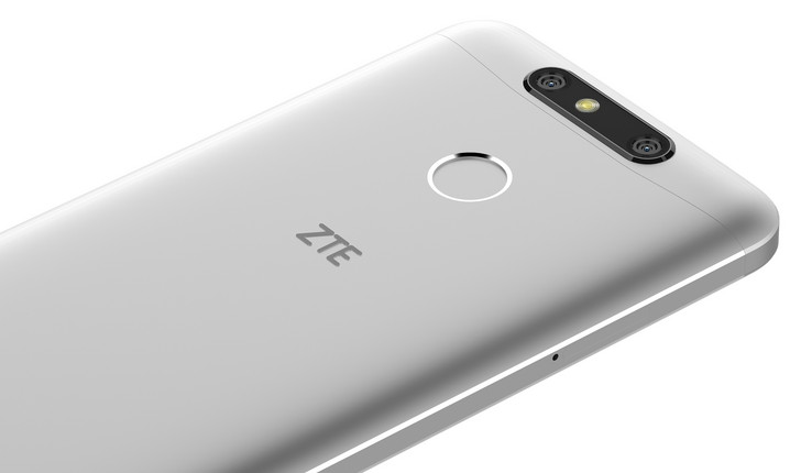 The ZTE Blade V8 Mini's dual camera is unusual in this price bracket