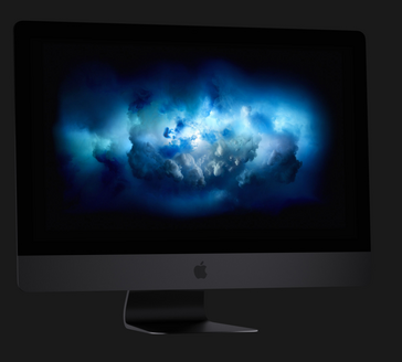 The iMac Pro will be available in Space Grey. (Source: Apple)