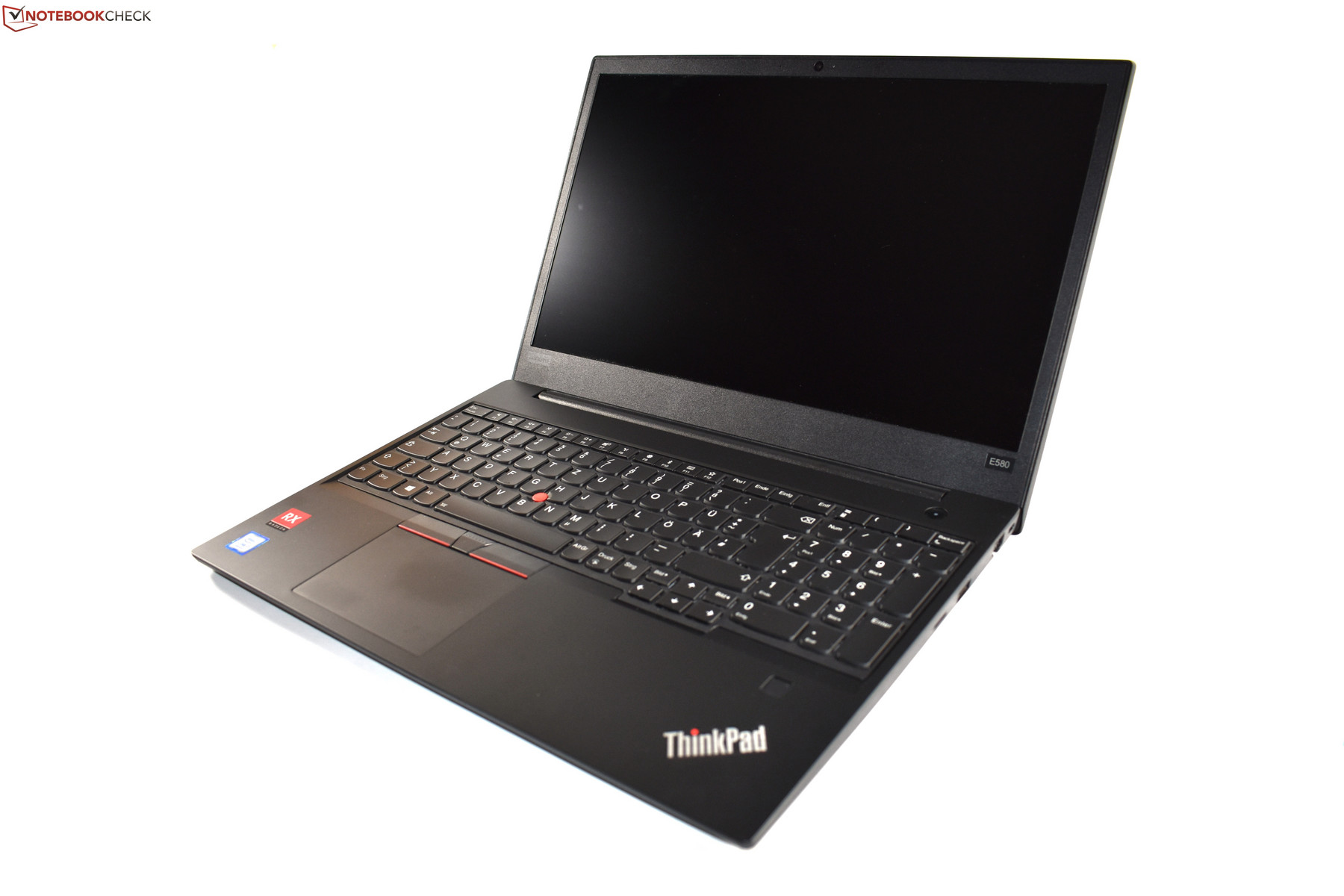 Lenovo ThinkPad E580 (i7-8550U, RX 550) Laptop Review ...