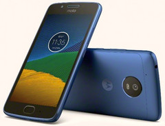 Blue Sapphire Moto G5 Android smartphone official pics leak online