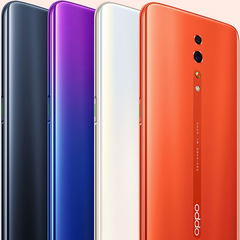 The OPPO Reno Z. (Source: GSMArena)