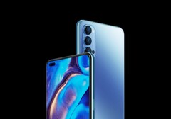 The OPPO Reno4. (Source: OPPO)