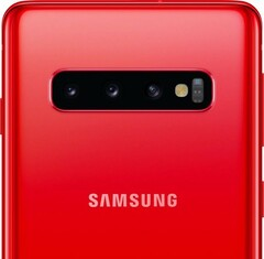 A red Galaxy S10 may be in the offing soon. (Source: Winfuture)