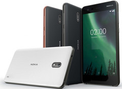 The Nokia 2 comes with a 4,100 mAh battery that should last for more than 10 hours of continuous usage. (Source: Nokia)