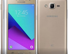 Samsung Galaxy J2 Ace Android smartphone with MediaTek MT6737T and