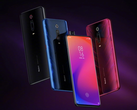 The Xiaomi Redmi K20 Pro and Mi 9T Pro are some of the first devices to receive MIUI 12. (Image source: Xiaomi)