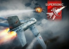"War Thunder 1.85 ""Supersonic"" update now available"
