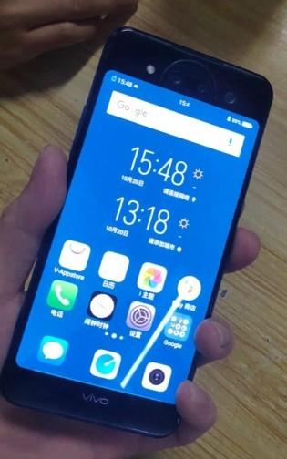Vivo NEX 2 looks set to drop pop-up selfie cam for secondary rear
