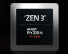 Zen 3 is the microarchitecture for Vermeer desktop CPUs and Milan Epyc server processors. (Image source: AMD)