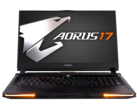Gigabyte Aorus 17 will have both unlocked Core i9 and GeForce RTX 2080 options with unique OMRON mechanical switches (Source: Aorus)