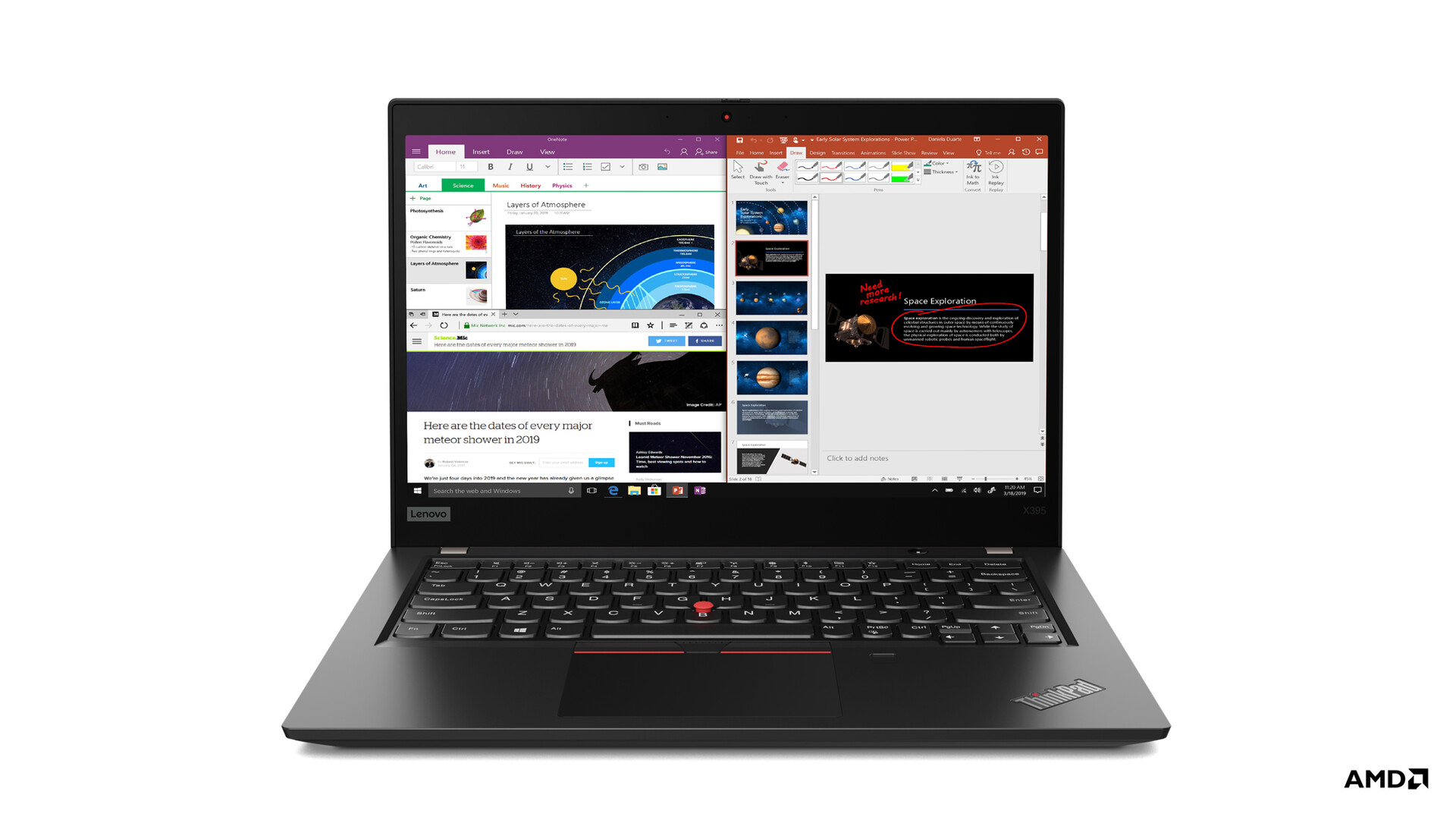 Lenovo bringing AMD CPUs to its ThinkPad T495, T495s and