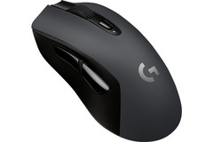 The 603 wireless mouse is the most affordable device to implement the Lightspeed connection. (Source: Logitech)