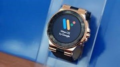 Wear OS is due a new upgrade. (Source: Gizmodo)
