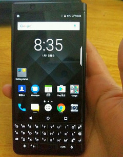 BlackBerry KEYOne Limited Edition Black debuts in India with improved specs
