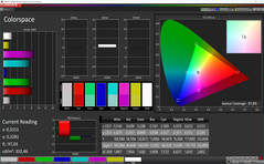 Colorspace (Profile: Photo, target color space: sRGB)