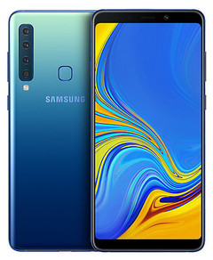 Lemonade Blue Samsung Galaxy A9 (2018), now available in South Korea December 2018