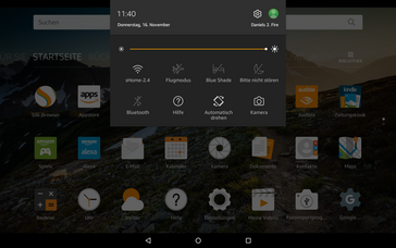 Amazon Fire HD 10: FireOS 5.6