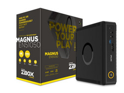 In review: Zotac ZBox Magnus EN51050. Test model provided by Zotac US