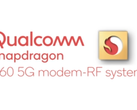 Qualcomm's new X60 modem was used in this test. (Source: Qualcomm)