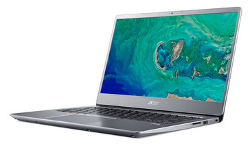 Acer Swift 3 14-inch in silver. (Source: Acer)