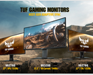 TUF has new gaming monitors in the works. (Source: Asus)