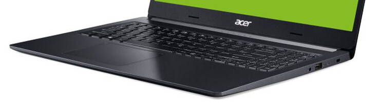 Acer Aspire 5 A515-54G-56XE: Comet Lake all-rounder and entry-level gamer