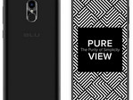 BLU Pure View Android smartphone with 18:9 display and dual front camera setup (Source: Amazon)